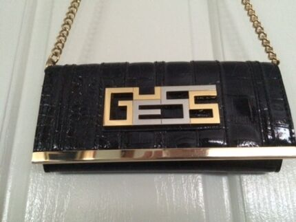 Genuine Guess Evening Bag / Clutch Bag Maryland 2287 Newcastle Area Preview