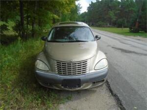 2002 Chrysler PT Cruiser Certified
