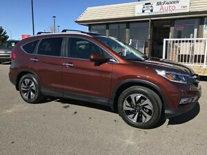 2015 Honda CR-V TOURING, LOWEST PRICE IN SOUTHERN ALBERTA