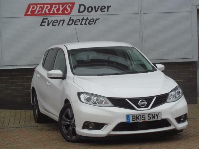 2015 Nissan Pulsar 15 Dci N Tec 5dr In Whitfield Kent Gumtree