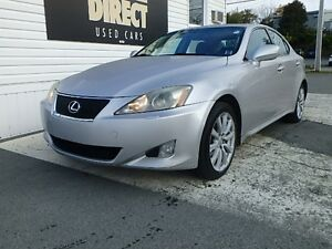 2006 Lexus IS 250 SEDAN AWD 2.5 L