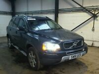 Volvo XC90 2.4 D5 SE Lux Estate Geartronic AWD 5dr (10 - 12)