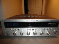 MARANTZ 2270 VINTAGE RECEIVER SOUNDS AWESOME TONS OF POWER NICE
