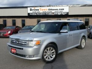 2012 Ford Flex SEL AWD **LEATHER**MOONROOF**