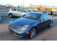 2005 Infiniti G35 Coupe 6MT Accident Free