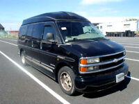 FRESH IMPORT 2001 CHEVROLET ASTRO EXPRESS DAY VAN GMC RAM PETROL V8 AUTOMATIC