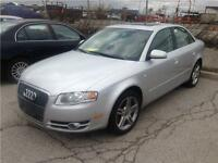 2006 Audi A4 2.0T AWD  E-TESTED AND CERTIFIED