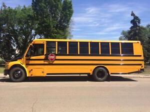 2015 Thomas School Bus