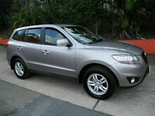 2010 Hyundai Santa Fe CM MY10 SLX Grey 6 Speed Sports Automatic Wagon Molendinar Gold Coast City Preview