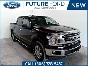 2018 Ford F-150 XLT|2.7 ECOBOOST|TAILGATE STEP|XTR WITH BUCKET S