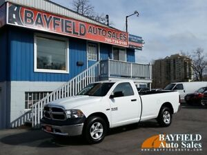 2014 Ram 1500 Regular Cab Long Box 4x4 **5.7L HEM/Only 26k!**
