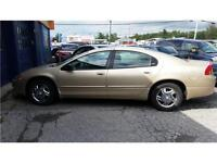 2001 Chrysler Intrepid SE