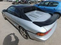 1997 TOYOTA MR2 FOR PARTS AND BREAKING