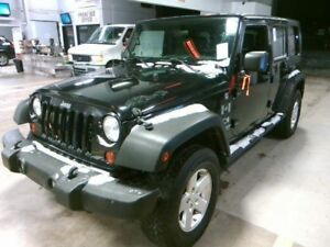 2009 Jeep Wrangler  AUTO / 2 TOPS / NO PAYMENTS FOR 6 MONTHS !!