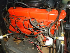 For Sale:  Motor, transmission and exhaust
