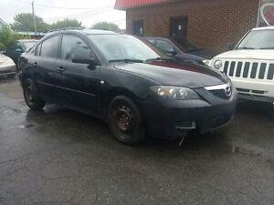 2008 Mazda Mazda3 Sport TOUT EQUIPE TOUT OUVRENT Sedan