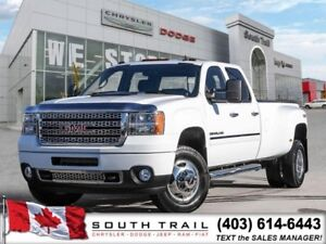 2014 GMC Sierra 3500HD Denali - DUALLY/DRW LOADED, Every option