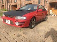 Proper Subaru Impreza Turbo WRX