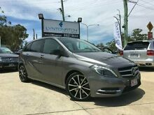 2014 Mercedes-Benz B250 W246 DCT Grey 7 SPEED Semi Auto Hatchback Southport Gold Coast City Preview