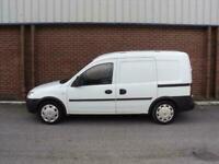 2008 Vauxhall Combo 2000 1.3CDTi 16V VAN CAR DERIVED VAN Diesel Manual