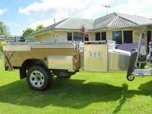 HARD FLOOR OFF ROAD CAMPER. AUSSIE MADE. SIMILAR TO CUB CAMPER Burpengary Caboolture Area Preview