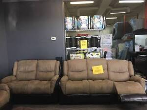 BRAND NEW SOFA AND LOVE RECLINER FOR ONLY $1398