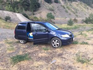 2003 Mazda MPV Minivan – LOW on K/M – Runs GREAT
