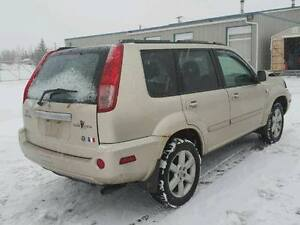 parting out 2006 nissan xtrail 4x4