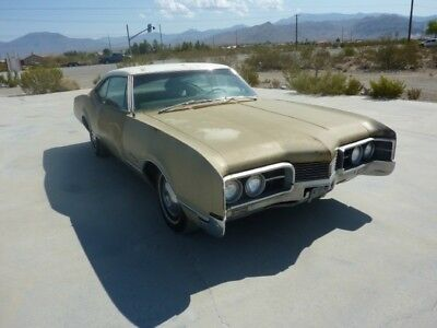 1967 Oldsmobile Eighty-Eight  1967 OLDSMOBILE 88 COUPE 68000 MILES 425 ENGINE ALL ORIGINAL CALIFORNIA CAR !!!!
