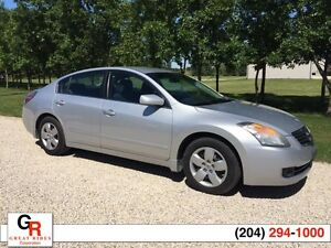 2007 Nissan Altima 2.5 S Mb Car,129,000 kms Great Condition