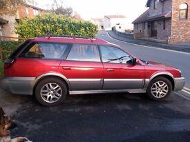 Subaru Legacy Outback, 2003 automatic