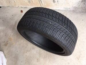 Michelin Xice winter tires-225/40/18- used for Mercedes CLA