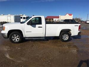 12 GMC Sierra 1500 SLE Regular cab long box 4x4 Warranty Finance