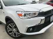 2016 Mitsubishi ASX XC MY17 XLS 2WD White 6 Speed Constant Variable Wagon Palmyra Melville Area Preview