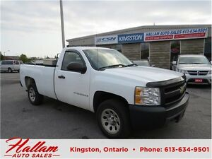 2007 Chevrolet Silverado 1500 WT, Navagation, Bluetooth, Hitch