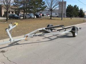 2800lb Single Axle Boat Trailer