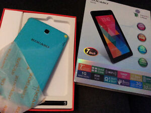 Tablette Android 5.1 (Lollipop) Turquoise