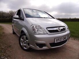 Vauxhall Meriva 1.6 Energy Automatic