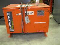 chargeur  batterie, pour lift 24 volts DC , 550 volts AC