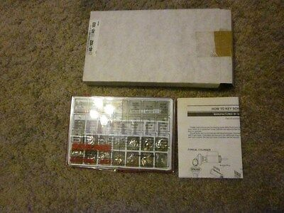 Schlage Keying Kit new in the box,  case, pins, tools and instructions