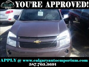 2008 Chevrolet Equinox Sport All-wheel Drive Sport Utility