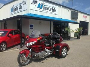 2010 Honda Goldwing ABS Tri Cycle 1832cc Port Adelaide Port Adelaide Area Preview