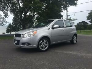 2009 Chevrolet Aveo LT - Power Windows & Locks|Sunroof|Cruise