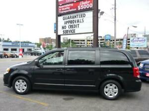 2012 Dodge Grand Caravan SE Full Stow & Go