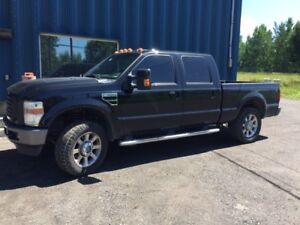2009 Ford F-250 Camionnette