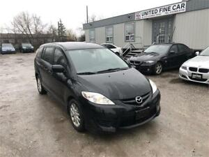 2010 Mazda Mazda5 GS One Owner No Accident, Certified!!!