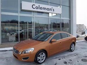 2011 Volvo S60 T6 - Turbocharged All Wheel Drive