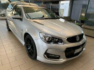 2016 Holden Ute VF II MY16 SS V Ute Silver 6 Speed Sports Automatic Utility Belconnen Belconnen Area Preview