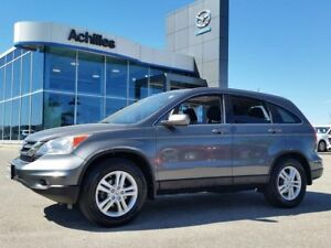 2011 Honda CR-V EX, AWD, Moonroof, Auto