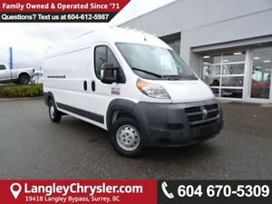 2016 RAM ProMaster 2500 High Roof *ACCIDENT FREE*A/C*POWER GR...